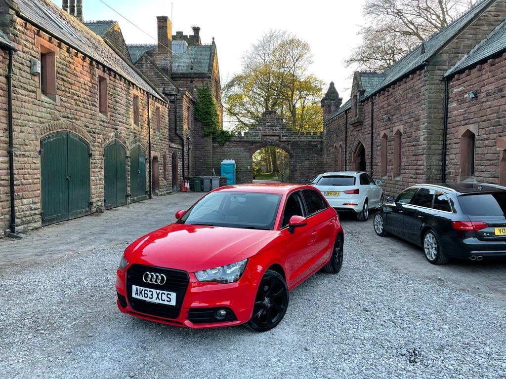 Audi A1 Hatchback 1.4 TFSI Sport Sportback 5dr