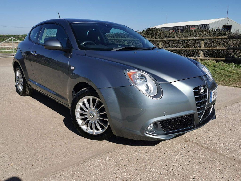 Alfa Romeo MiTo Hatchback 0.9 8V Sprint 3dr