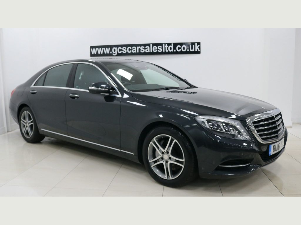 Mercedes-Benz S Class Saloon 3.0 S350L d SE (Executive) LWB Saloon 9G-Tronic Plus (s/s) 4dr