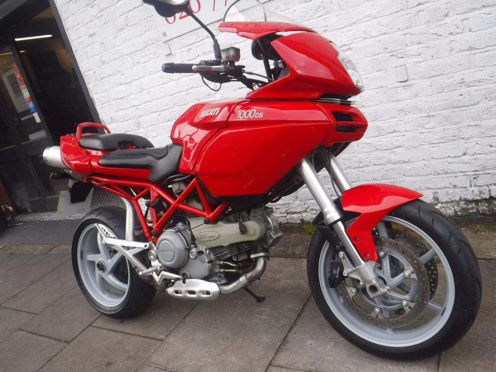 Ducati Multistrada 1000 Adventure DS