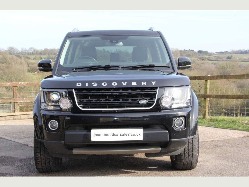 Land Rover Discovery 4 SUV 3.0 SD V6 Landmark (s/s) 5dr