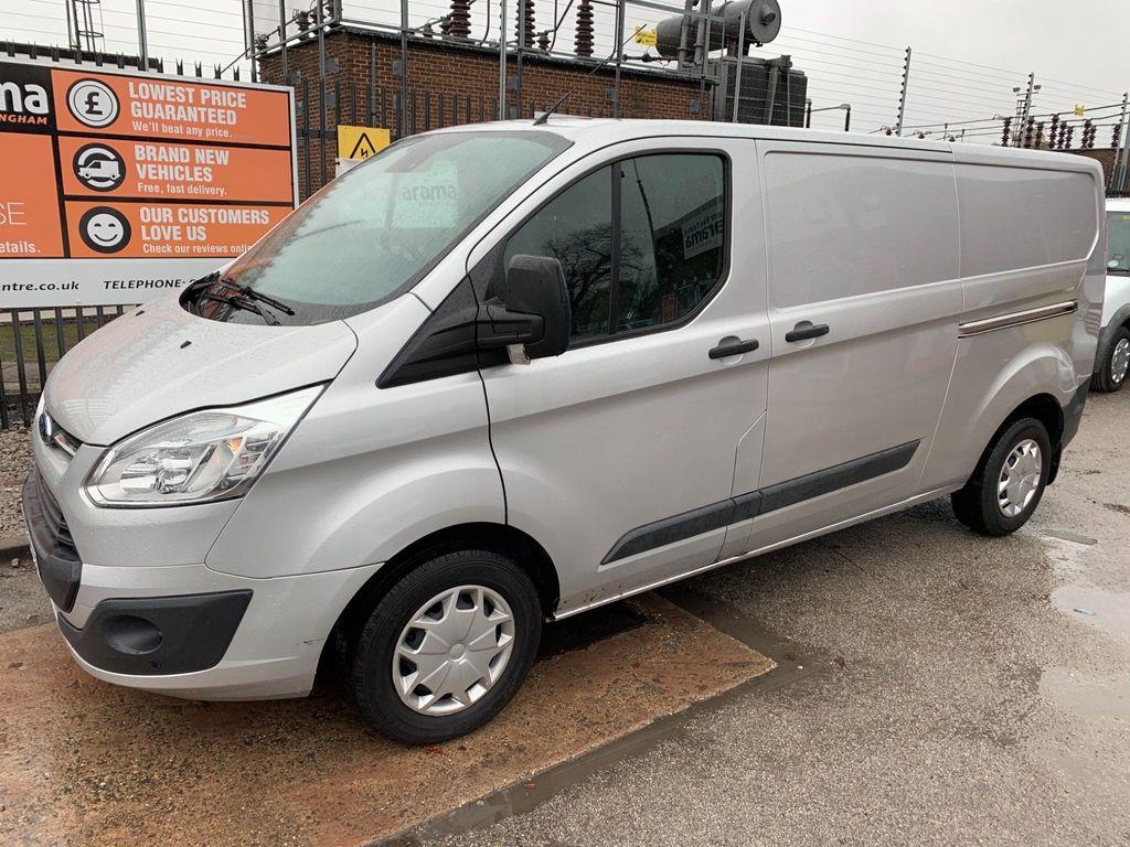 Ford Transit Custom Panel Van TDCi 2.0 TREND 290 L2 LWB VAN (EURO6)