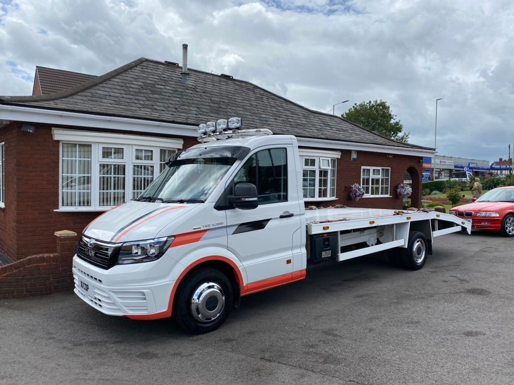 MAN TGE Vehicle Transporter 2.0 BiTurbo 5180 RWD LWB EU6 (s/s) 5dr