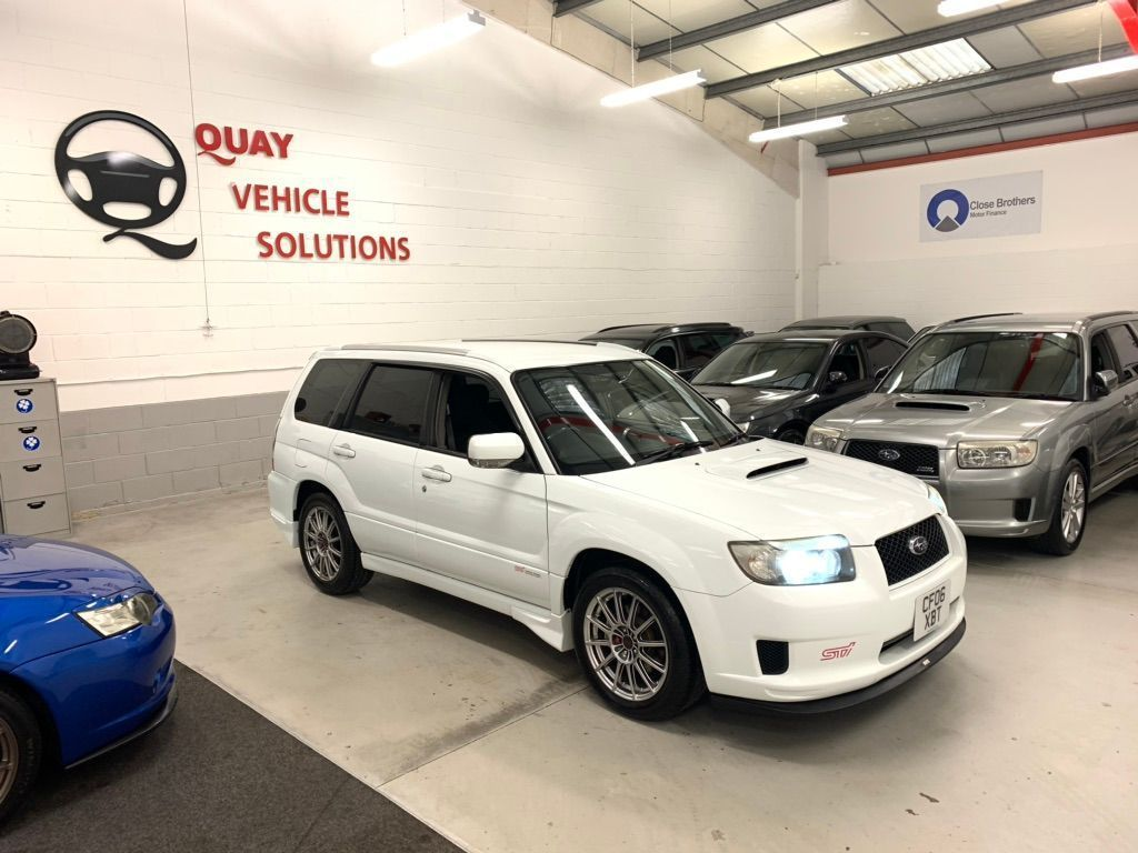 "Subaru Forester SUV JDM SG5 CROSS SPORTS ""S EDITION"" AUTO"