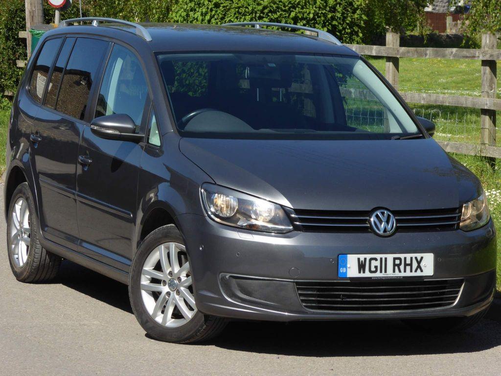 Volkswagen Touran MPV 2.0 TDI BlueMotion Tech SE 5dr (7 Seat)