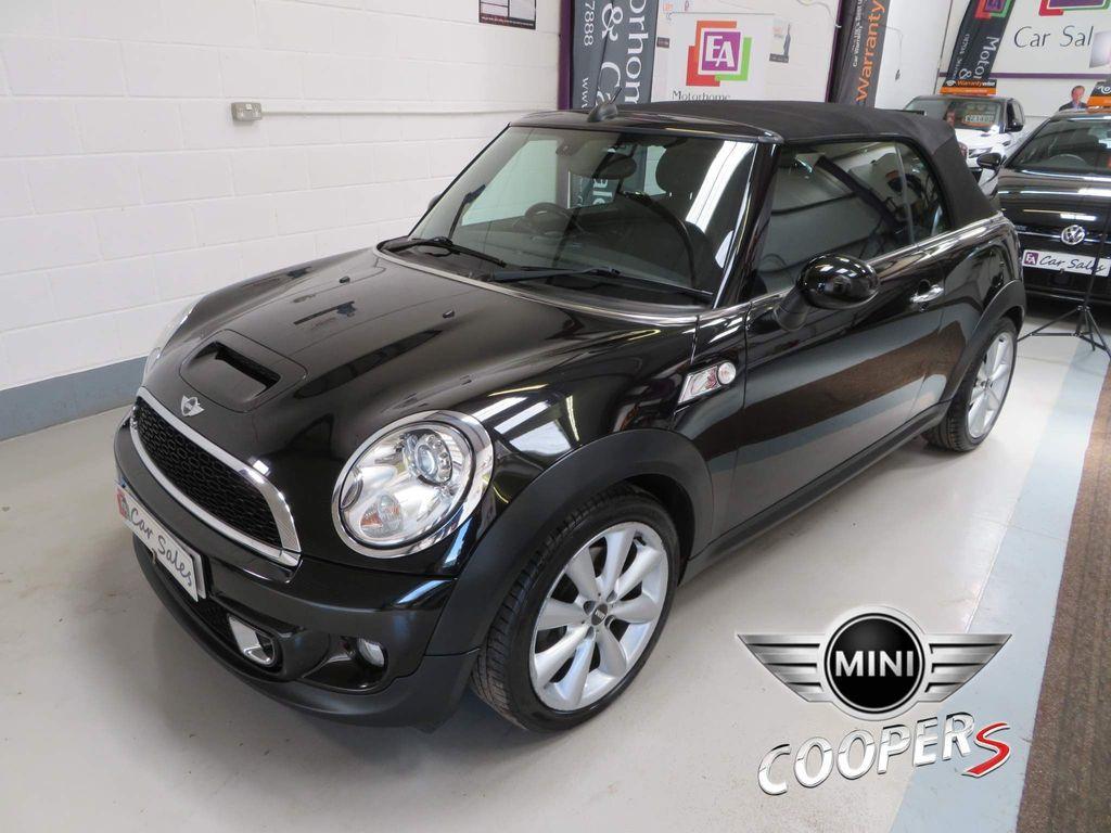 MINI Convertible Convertible 1.6 Cooper S 2dr