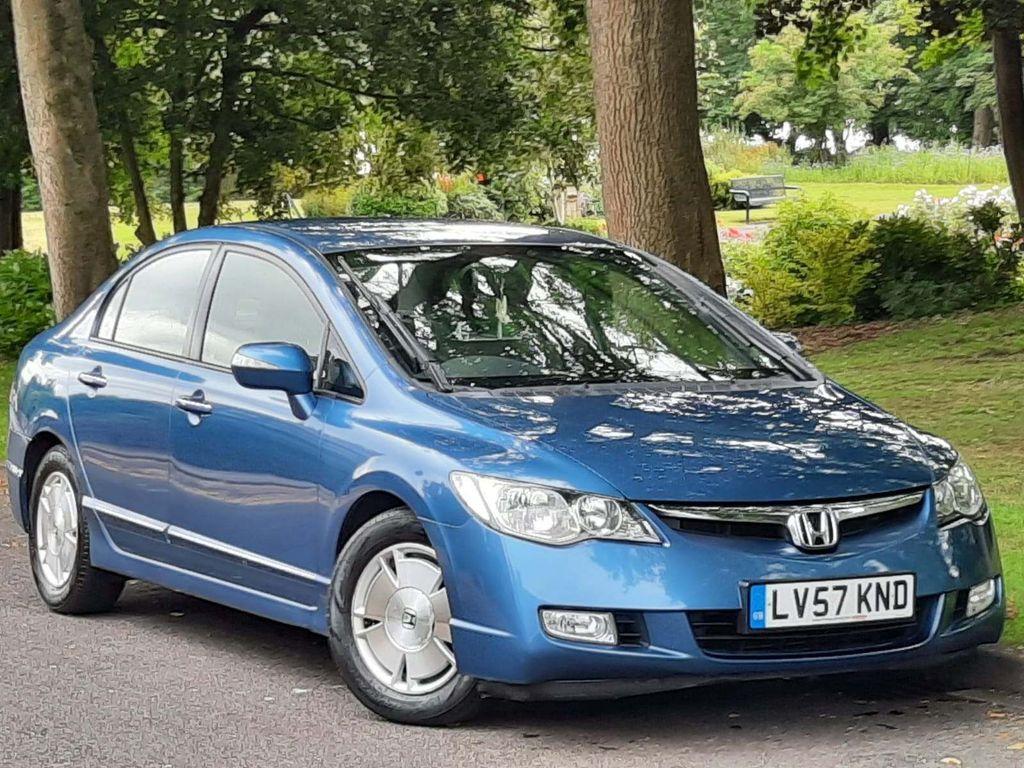 Honda Civic Saloon 1.3 IMA ES 4dr