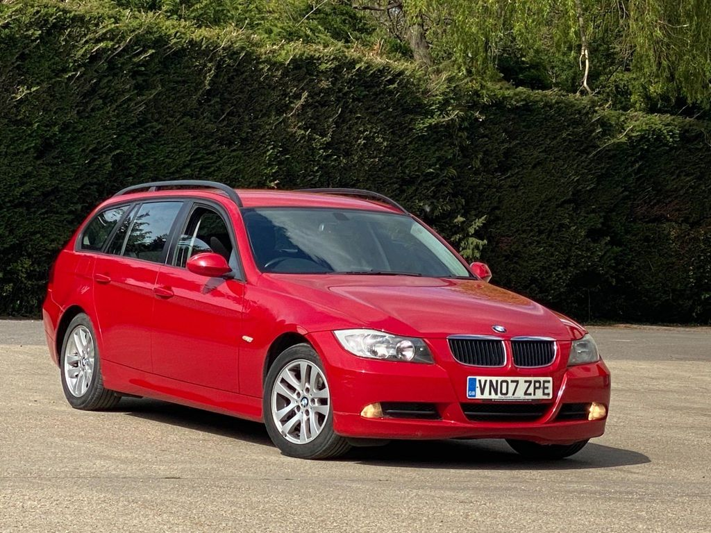 BMW 3 Series Estate 2.0 318d SE Touring 5dr