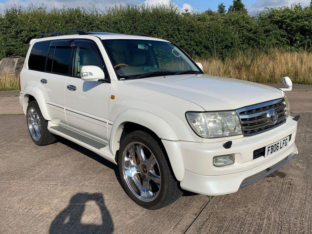 Toyota Land Cruiser Amazon SUV 4.7 5dr (8 Seat)