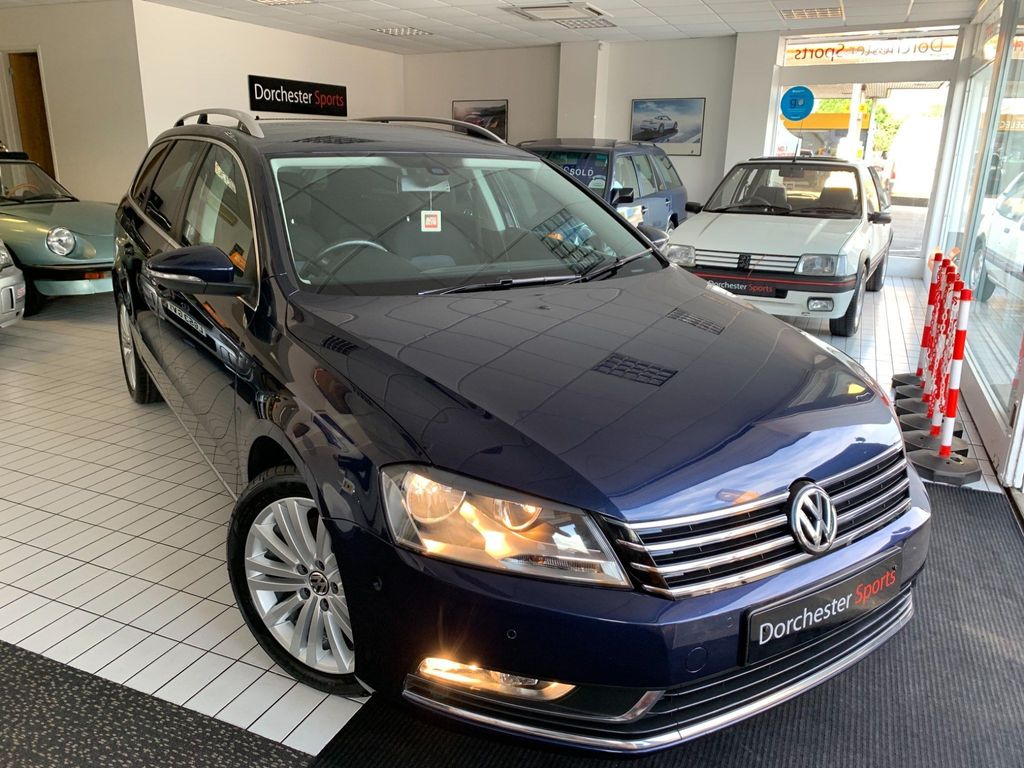 Volkswagen Passat Estate 2.0 TDI BlueMotion Tech Sport DSG 5dr