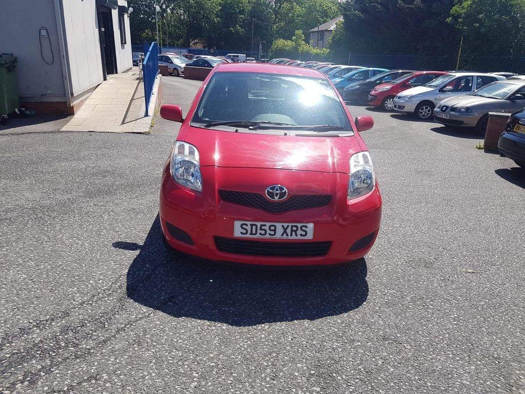Toyota Yaris Hatchback 1.0 VVT-i TR 3dr