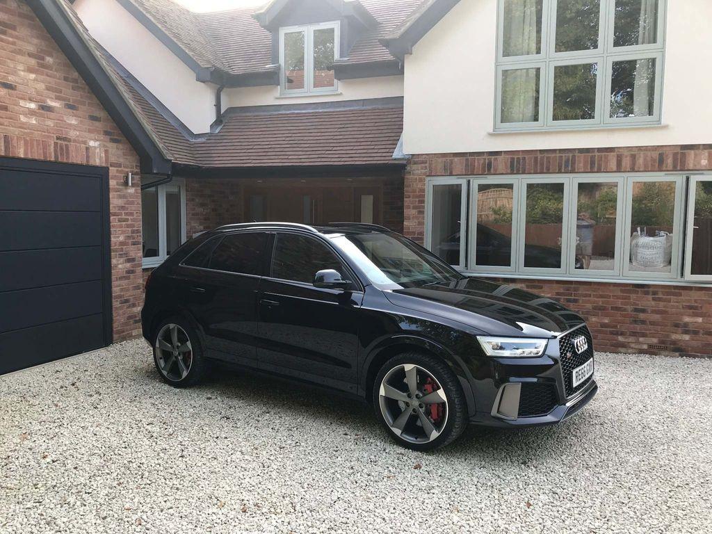 Audi RS Q3 SUV 2.5 TFSI Performance S Tronic quattro (s/s) 5dr