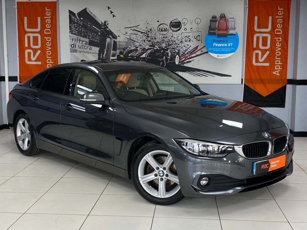 BMW 4 Series Gran Coupe Coupe 2.0 420d SE Gran Coupe Auto (s/s) 5dr