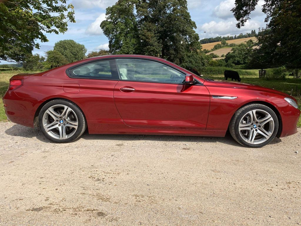 BMW 6 Series Coupe 3.0 640d SE 2dr