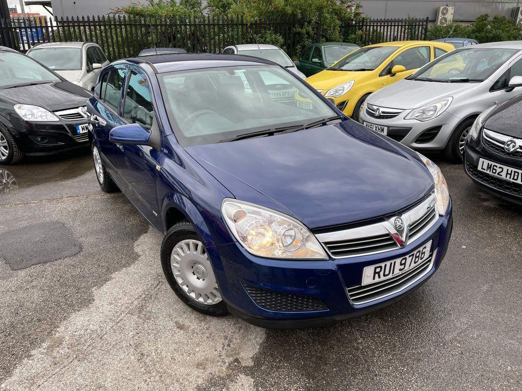 Vauxhall Astra Hatchback 1.6 16v Life 5dr AC