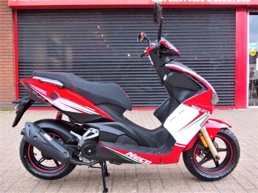 Neco GPX Moped 50 50 R AC