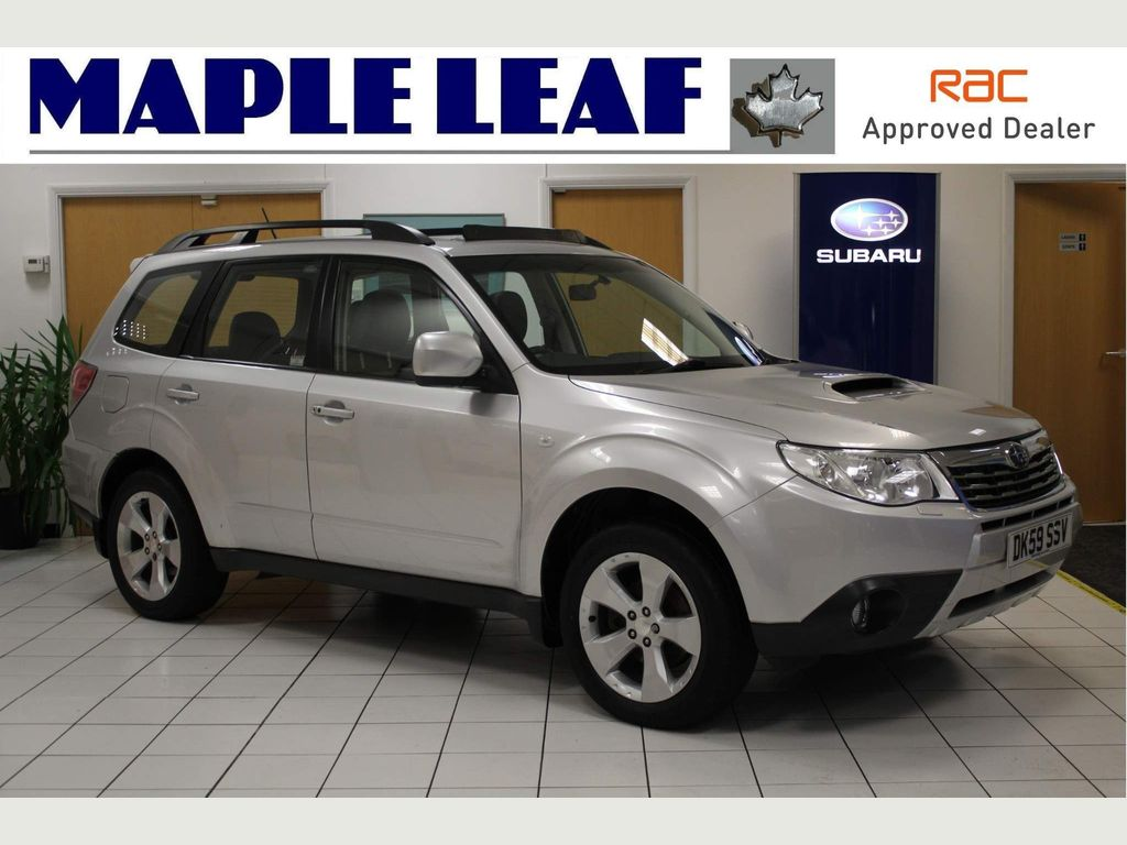 Subaru Forester SUV 2.0 D XSn 5dr