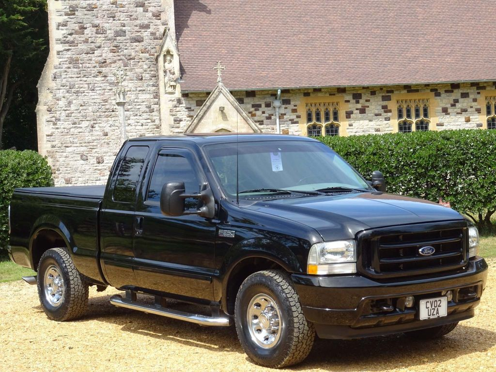 Ford F250 Unlisted 7.3 POWERSTROKE