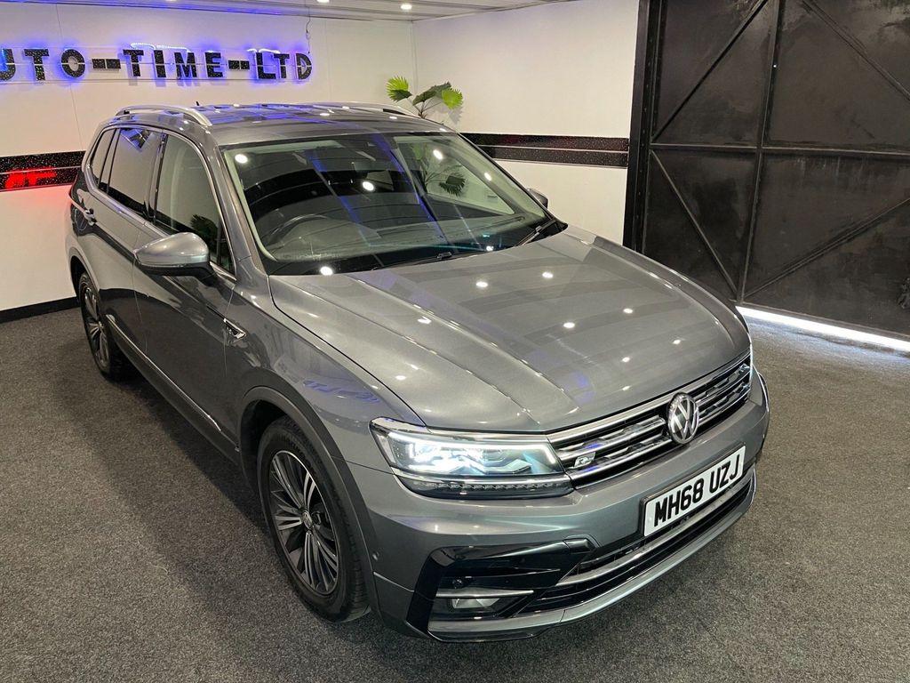 Volkswagen Tiguan Allspace SUV 2.0 TDI SE Nav DSG 4Motion (s/s) 5dr