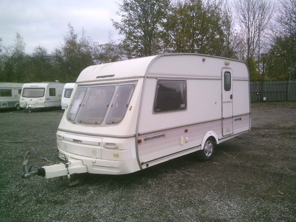 Swift Challenger 470 Tourer BARGAIN TO CLEAR