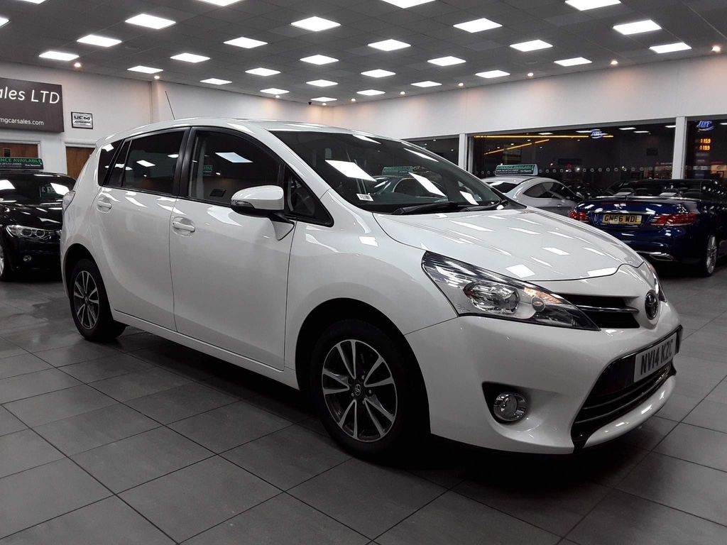 Toyota Verso MPV 1.6 D-4D Icon (s/s) 5dr