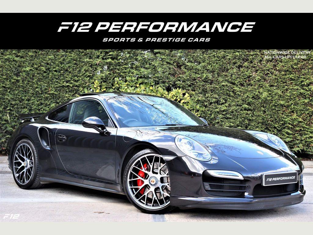 Porsche 911 Coupe 3.8T 991 Turbo PDK 4WD 2dr