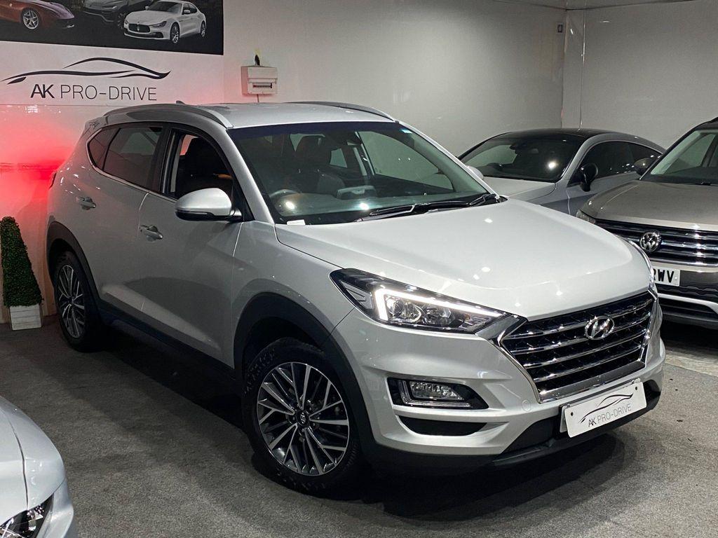 Hyundai Tucson SUV 1.6 GDi Premium (s/s) 5dr
