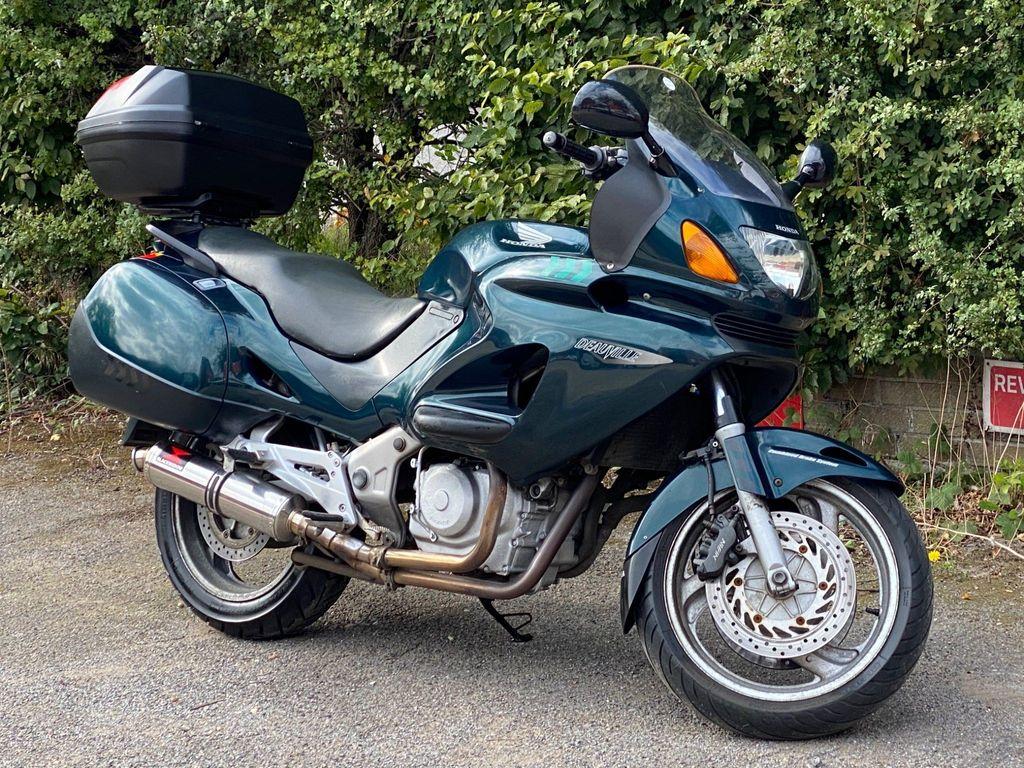 Honda NT650V Deauville Tourer 650 Deauville V-Y