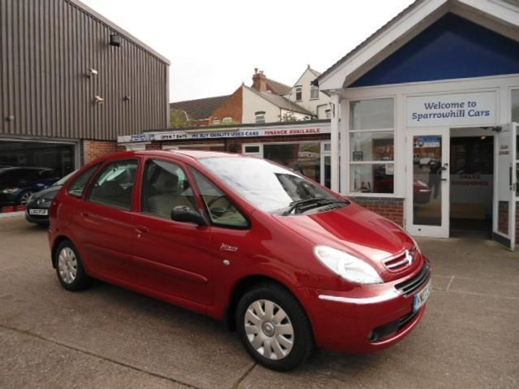 Fabulous Used Citroen Xsara Picasso Mpv 1 6 Hdi Exclusive 5Dr In Ibusinesslaw Wood Chair Design Ideas Ibusinesslaworg