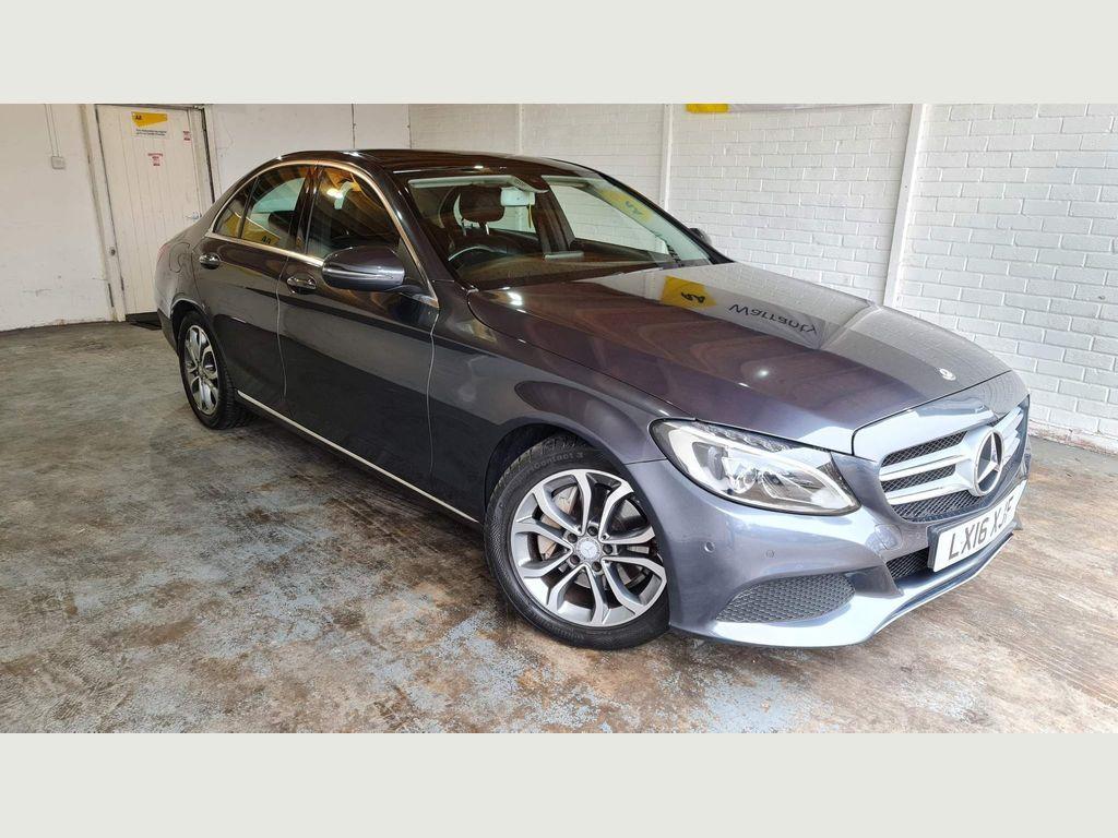 Mercedes-Benz C Class Saloon 2.1 C250d Sport (Premium) 7G-Tronic+ (s/s) 4dr