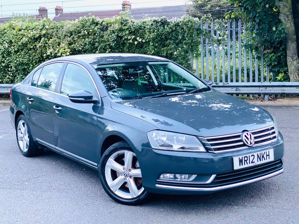 Volkswagen Passat Saloon 1.4 TSI BlueMotion Tech SE 4dr