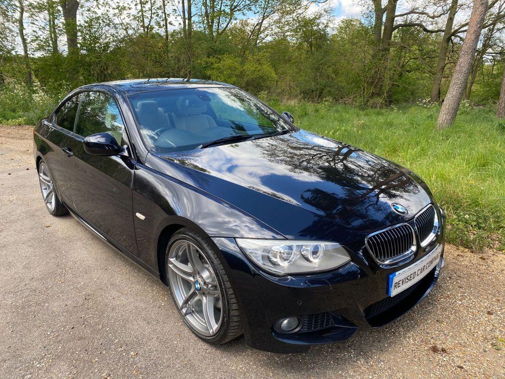 BMW 3 Series Coupe 3.0 325d M Sport 2dr
