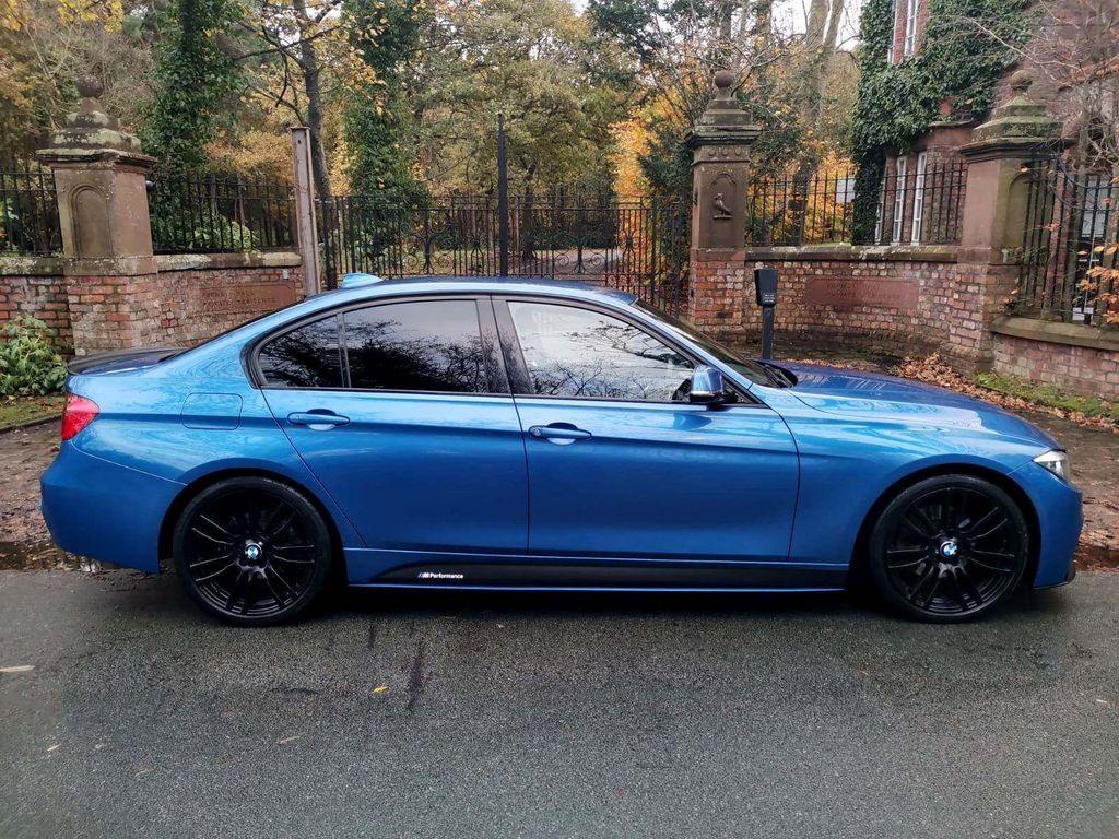 BMW 3 Series Saloon 2.0 328i M Sport 4dr