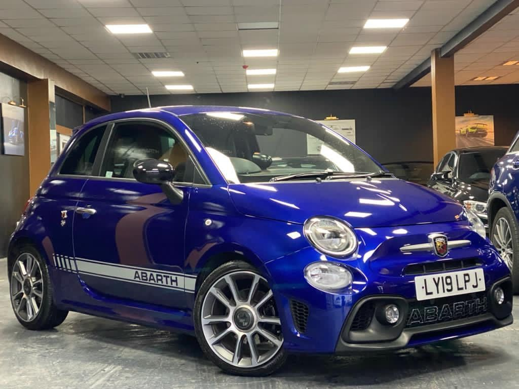 Abarth 595 Hatchback 1.4 T-Jet Turismo 70th 3dr