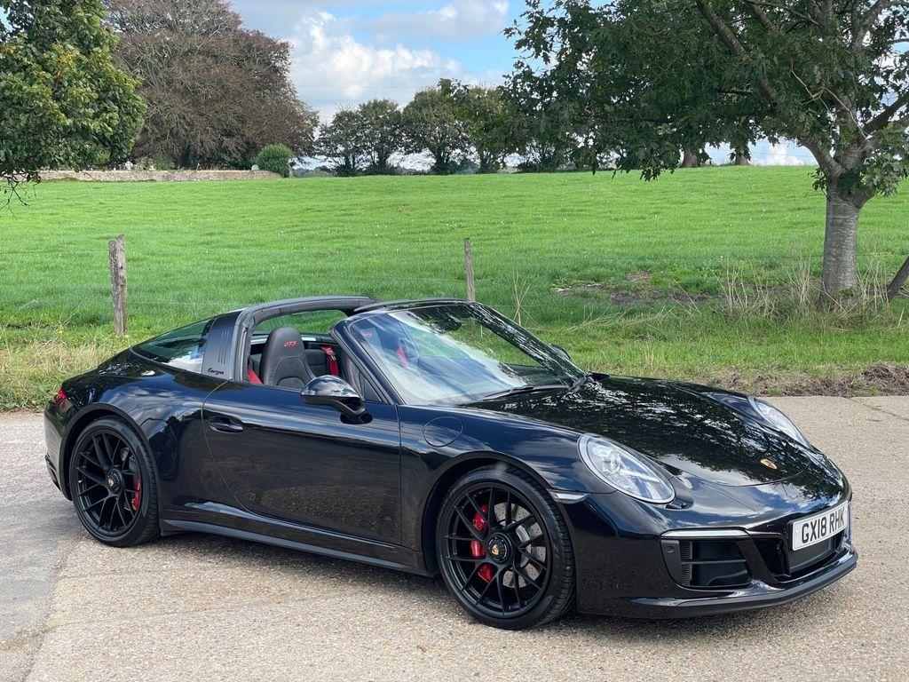 Porsche 911 Convertible 3.0T 991 4 GTS Targa PDK 4WD (s/s) 2dr