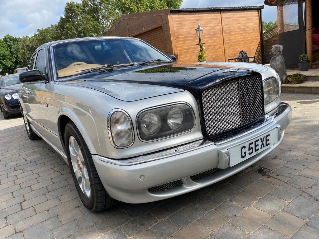 Bentley Arnage Saloon 6.8 Red Label 4dr