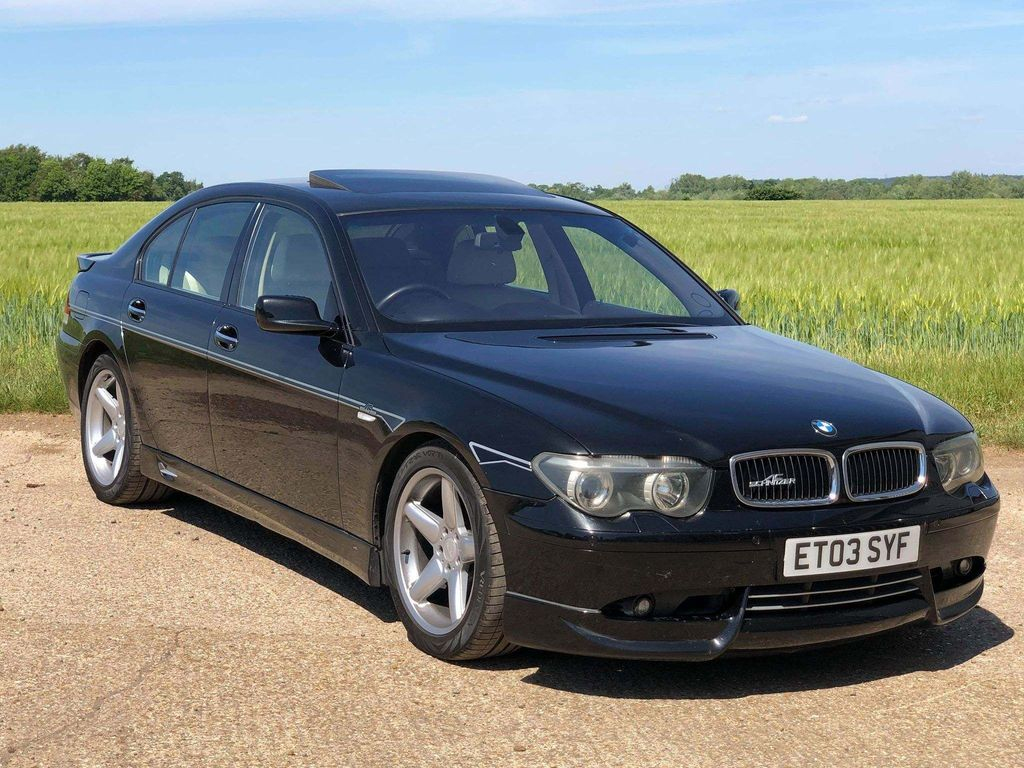 BMW 7 Series Saloon 3.0 730i Sport 4dr
