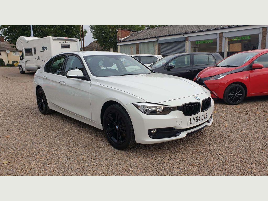 BMW 3 Series Saloon 2.0 320d Sport (s/s) 4dr