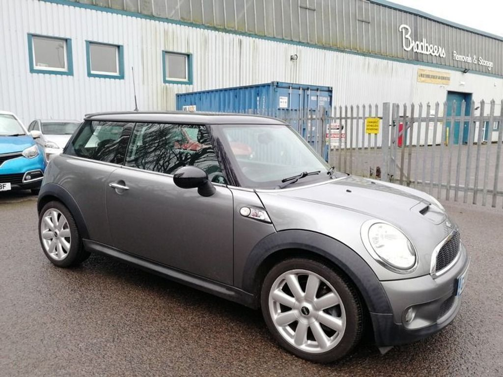 MINI Hatch Hatchback 1.6 Cooper S 3dr
