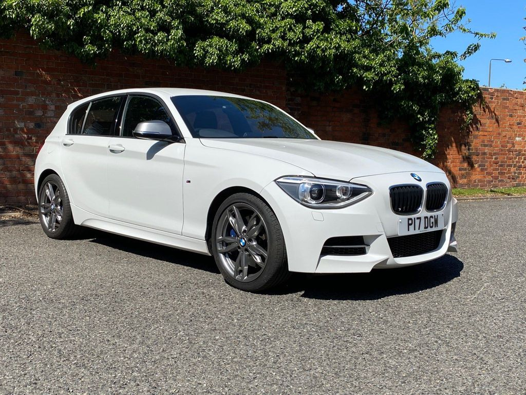 BMW 1 Series Hatchback 3.0 M135i Sports Hatch (s/s) 5dr
