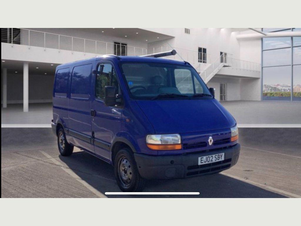 Renault Master Panel Van 2.2 TD 33 V H1 Panel Van (FWD) 4dr (SWB)