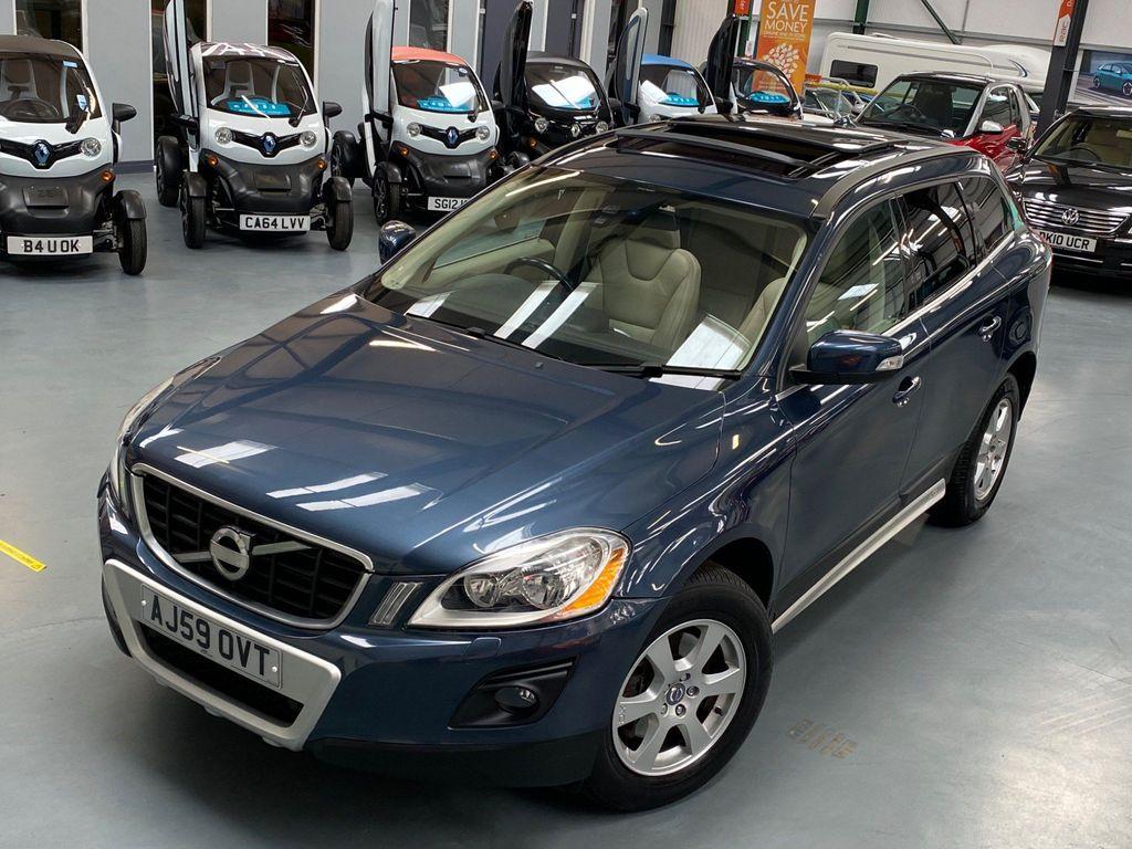 Volvo XC60 SUV 2.4 D DRIVe SE Premium (Premium Pack) 5dr