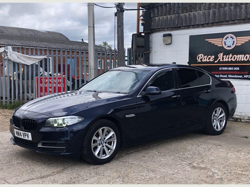 BMW 5 Series Saloon 2.0 525d SE 4dr