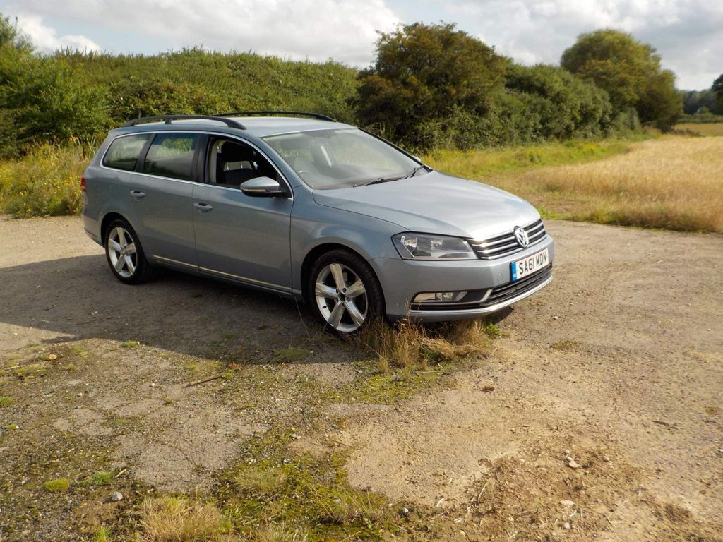 Volkswagen Passat Estate 2.0 TDI BlueMotion Tech SE 5dr