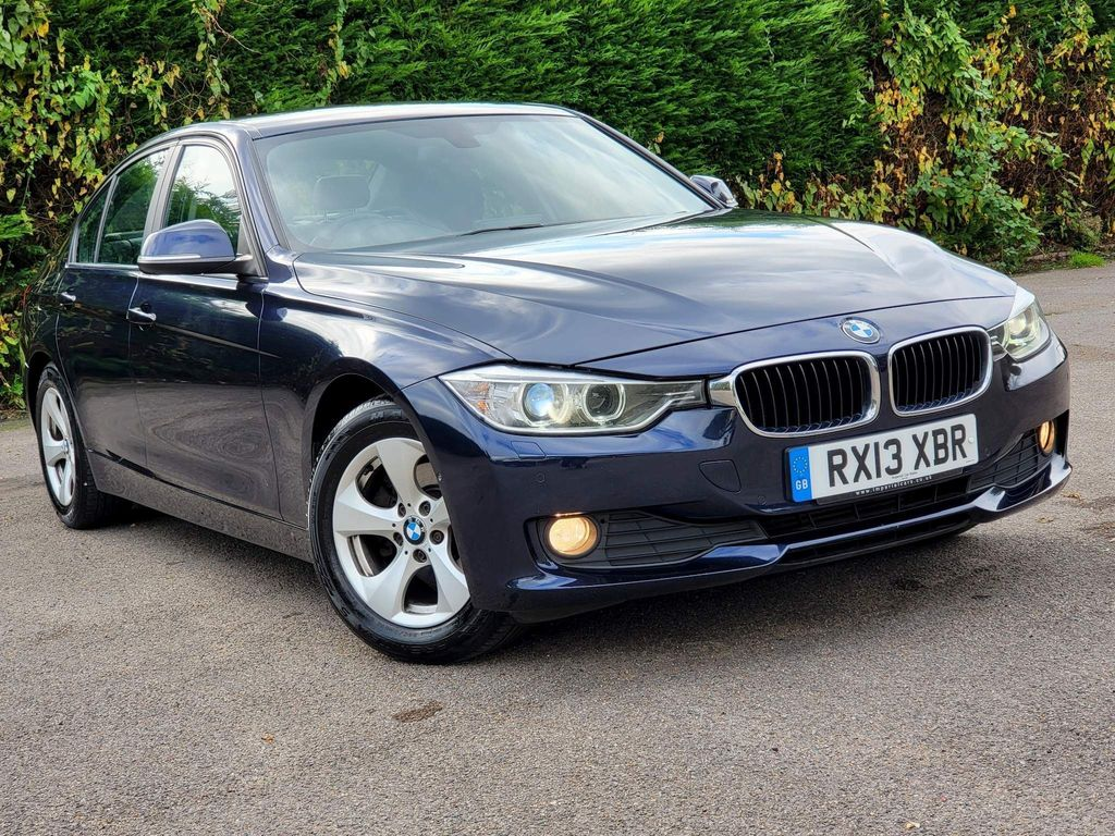 BMW 3 Series Saloon 1.6 320i ED EfficientDynamics 4dr