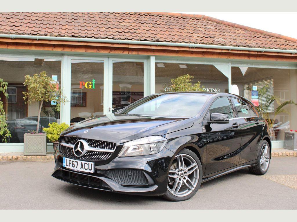 Mercedes-Benz A Class Hatchback 1.6 A160 AMG Line 7G-DCT (s/s) 5dr