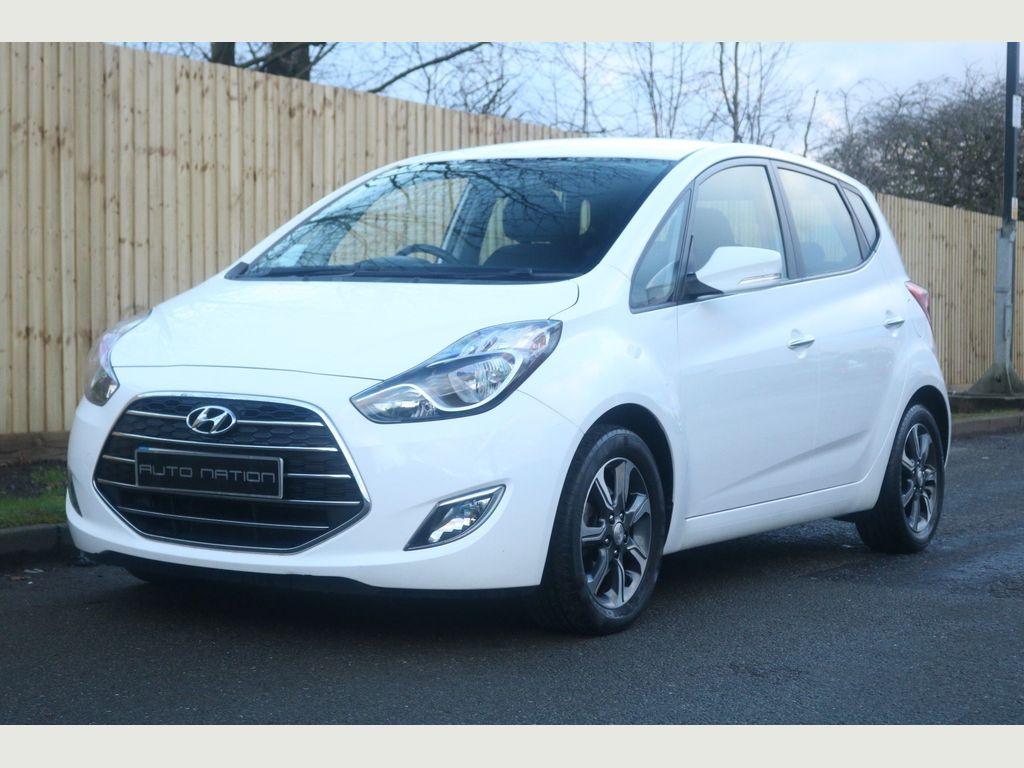 Hyundai ix20 MPV 1.4 Blue Drive SE (s/s) 5dr