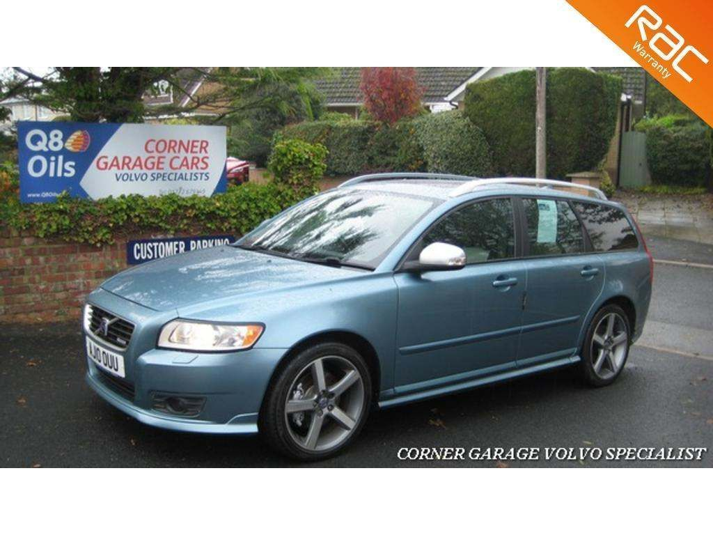 Volvo V50 Estate 2.0 D R-Design SE 5dr