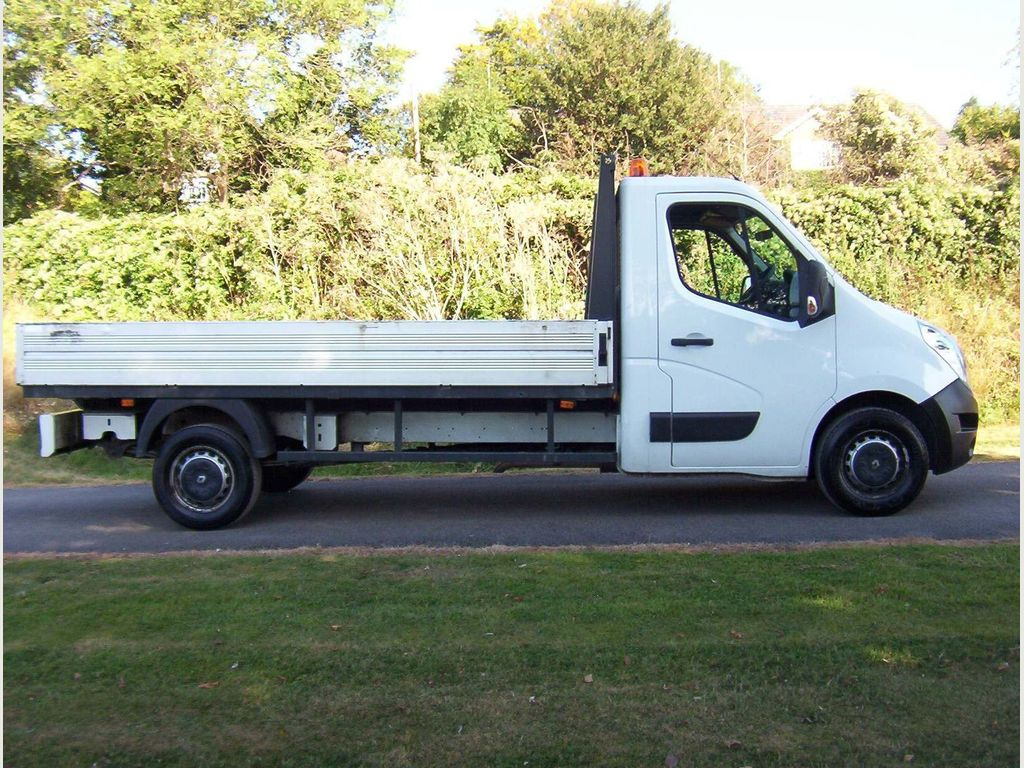 RENAULT MASTER Dropside 2.3 dCi CCLL35 Business Dropside Truck (FWD) 2dr