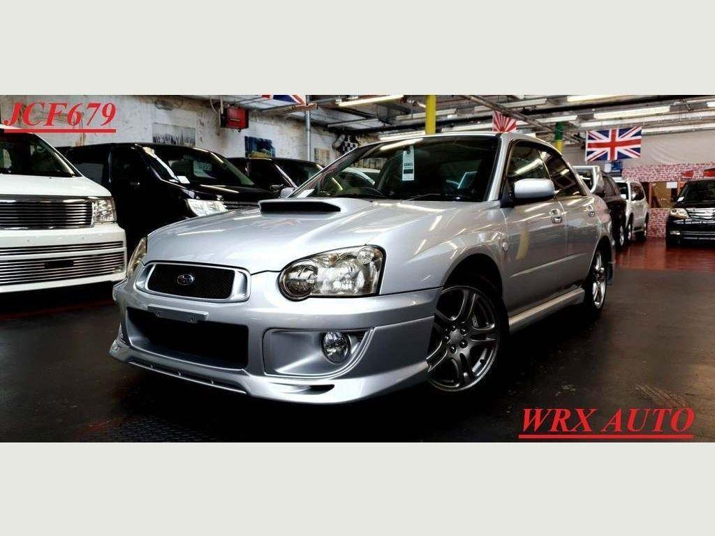 Subaru Impreza Saloon WRX AUTO TURBO + STI EXHAUST